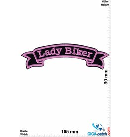 Lady Biker - purple