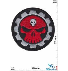 Totenkopf Red Skull Totenkopf