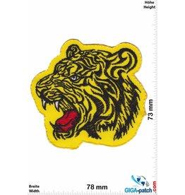 Tiger Tiger - yellow