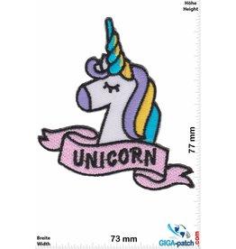 Unicorn Unicorn - Einhorn - lila