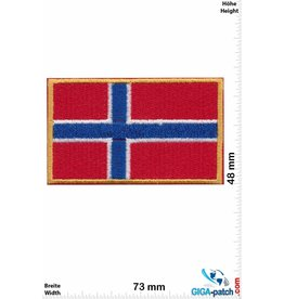 Norwegen, Norway Norwegen Flagge - Norway Flag -Countries