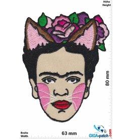 Frida Kahlo Frida Kahlo - CAT - Artist - Malerin - Surrealismus