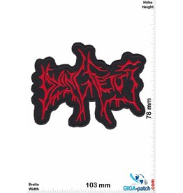 Dying Fetus Dying Fetus- red - Death-Metal-Band