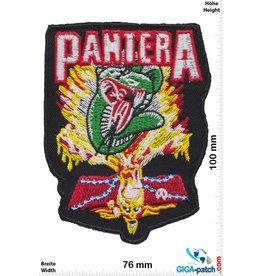 Pantera Pantera - snake - HQ