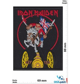 Iron Maiden Iron Maiden - Cannon Trooper - HQ