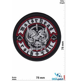 Motörhead Motörhead - Rock + Roll - HQ