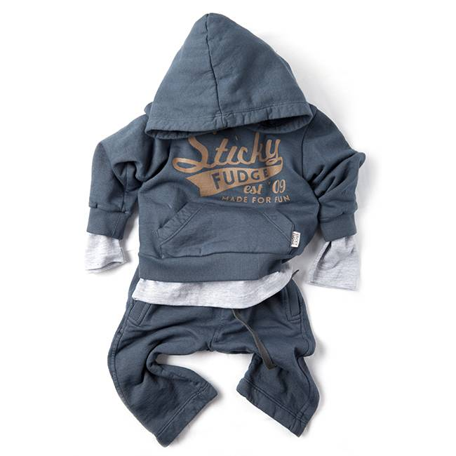Dougal Pants Thunder
