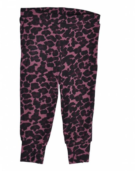 Petit by Sofie Schnoor Leggings Leopard Old Rose