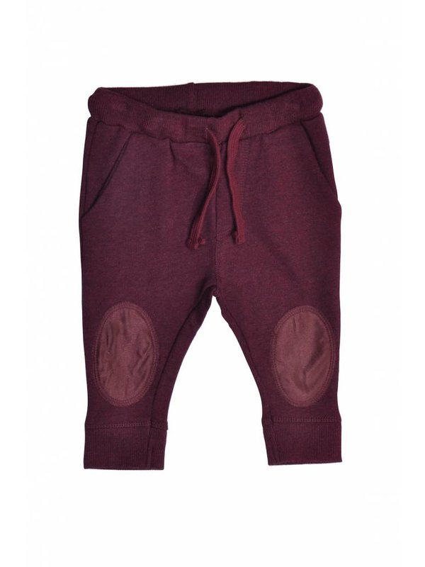 Sweatpants Burgundy