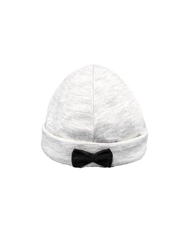 Laatste maat 3-6m Bow Tie Hat