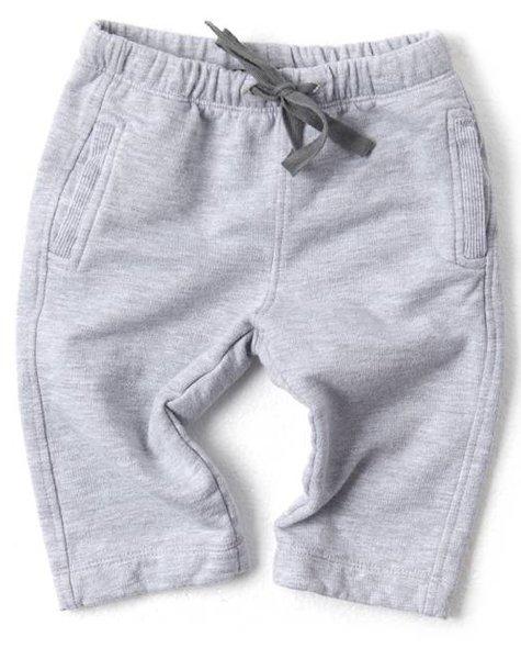 Dougal Pants Grey Melange