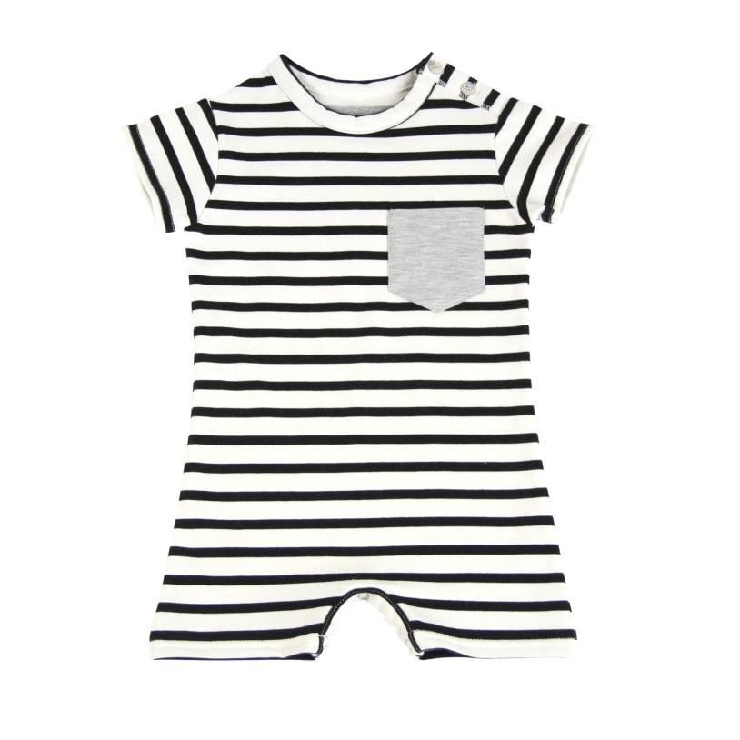 House of Jamie Baby Summer Suit Breton