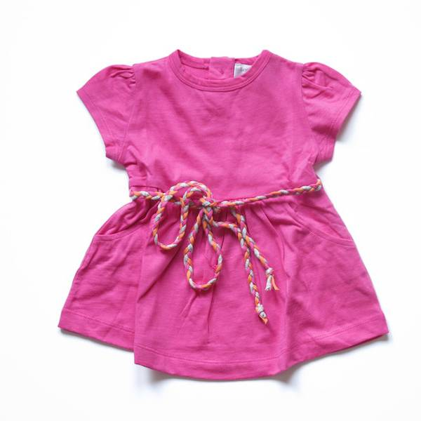 dress HOLLY pink