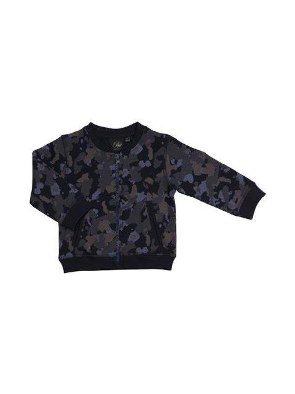 LAATSTE MAAT 92 Vest Army blue