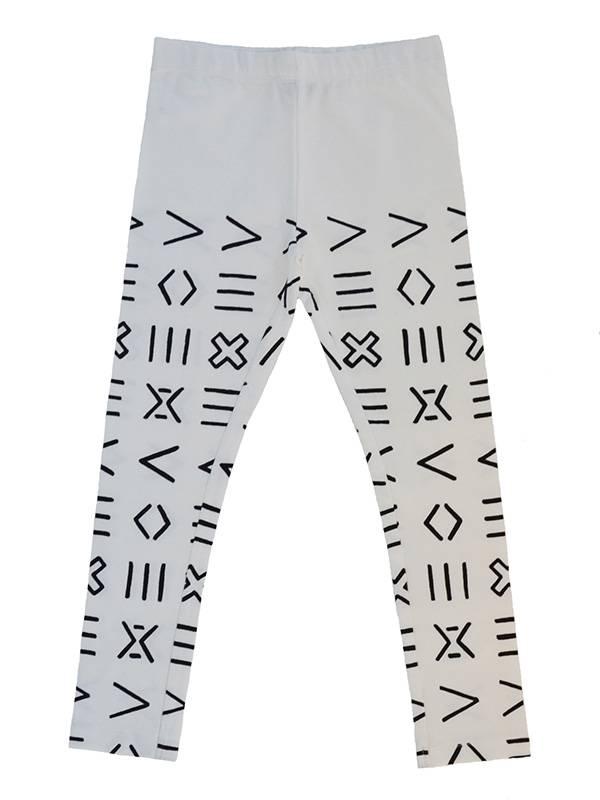 Mainio Legging white