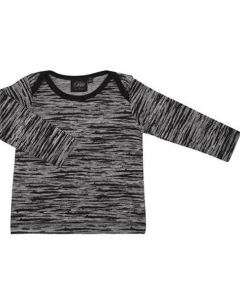 Petit by Sofie Schnoor Long Sleeve grey/black