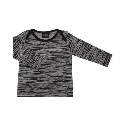 Long Sleeve grey/black