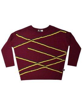 Mainio Oversize Shirt red