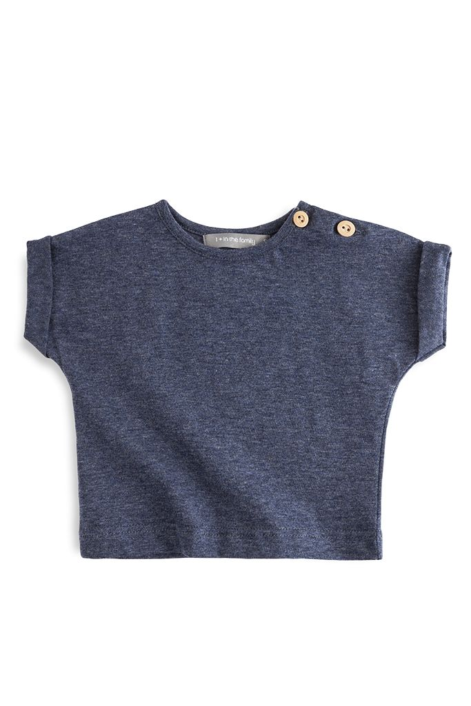 1+ in the family Sofia T-shirt denim