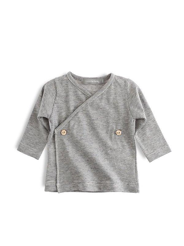 Moises Newborn Shirt denim