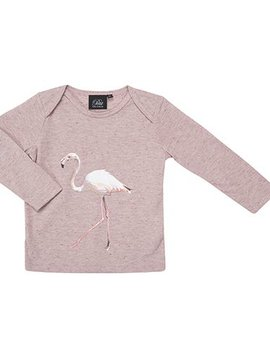 Petit by Sofie Schnoor Top pink flamingo