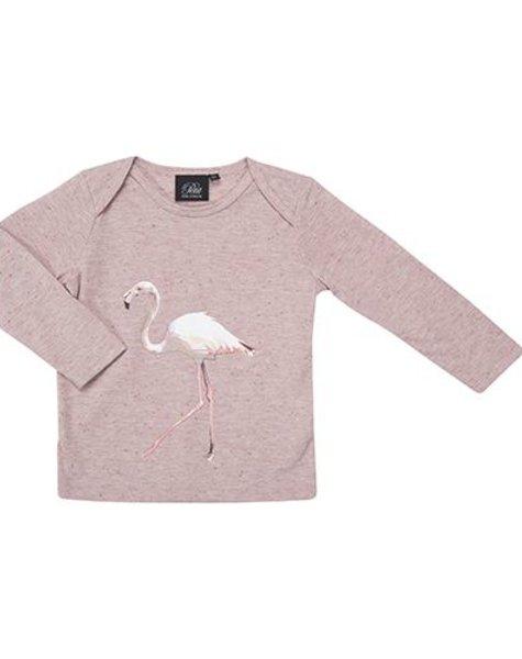 Petit by Sofie Schnoor Top pink flamingo