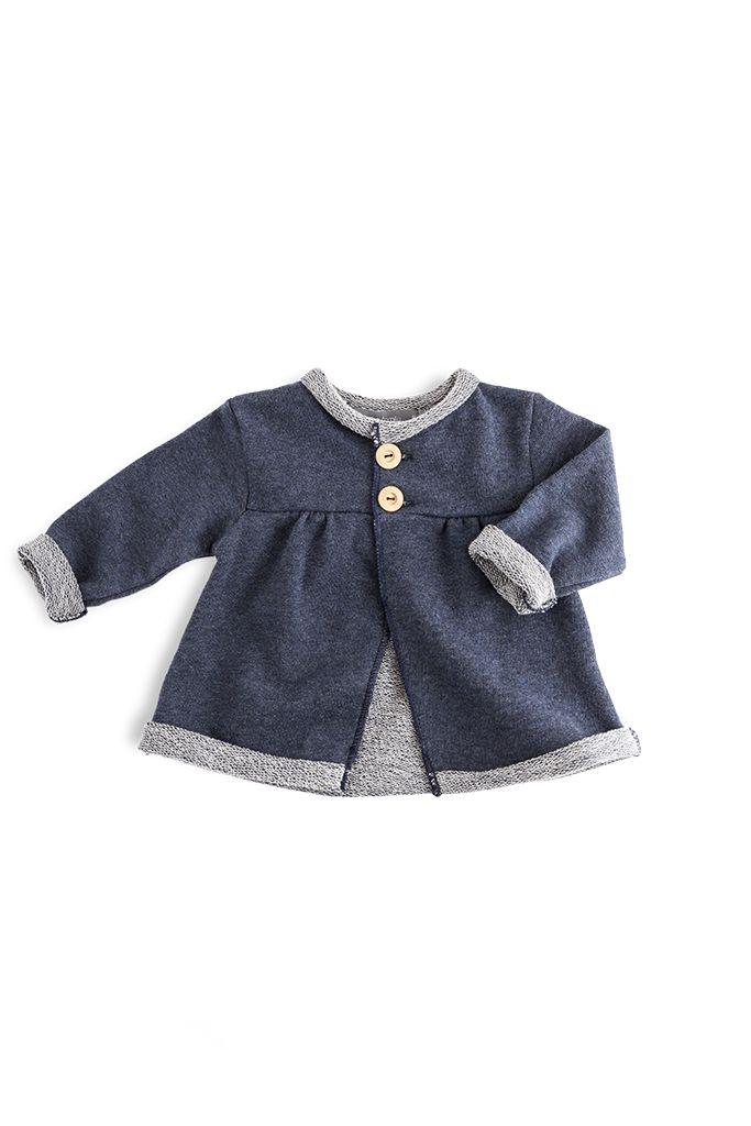 1+ in the family Lorena girly jacket denim