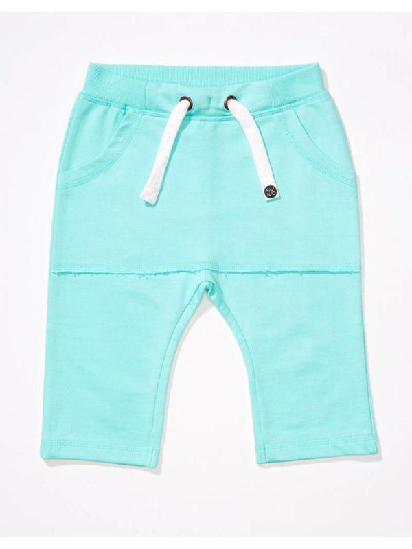 Pocket shorts blue LAATSTE MAAT 110/116