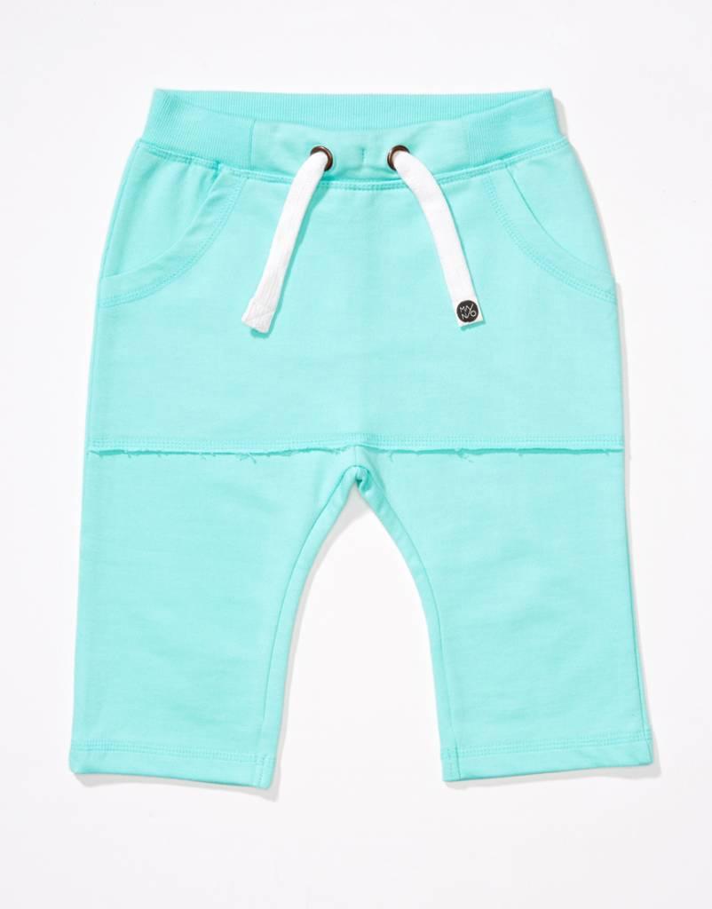 Pocket shorts blue
