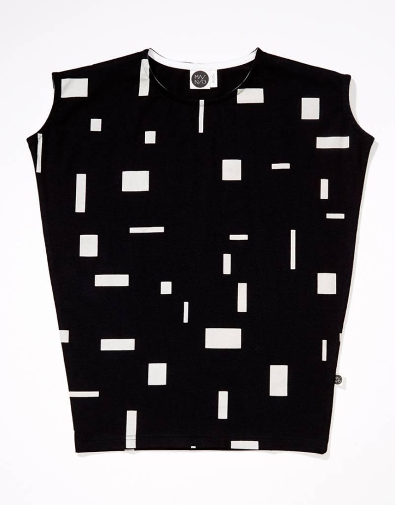 Mainio Oversized tunic black