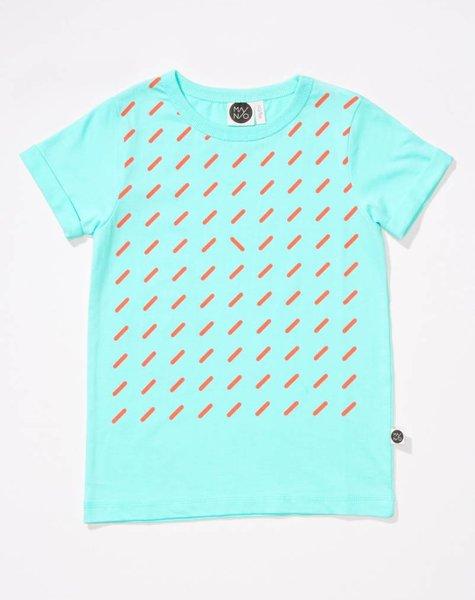 Mainio Static T-shirt blue