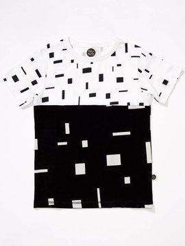Mainio LAATSTE MAAT 110/116 Block Mix T-shirt