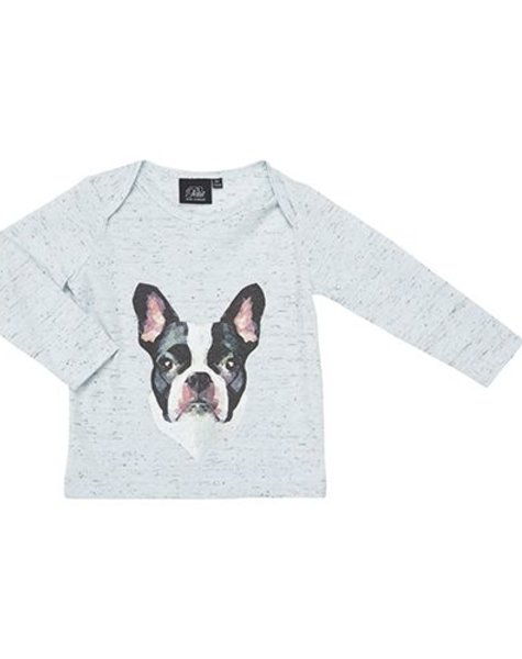 Petit by Sofie Schnoor Shirt mint dog