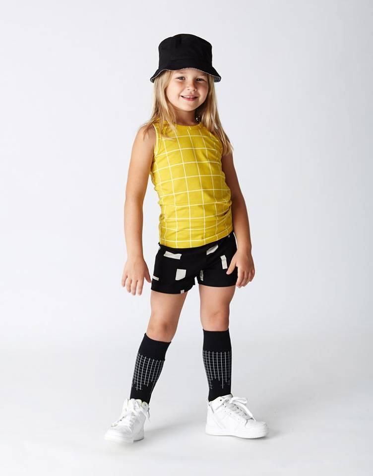 Mainio Block mini shorts