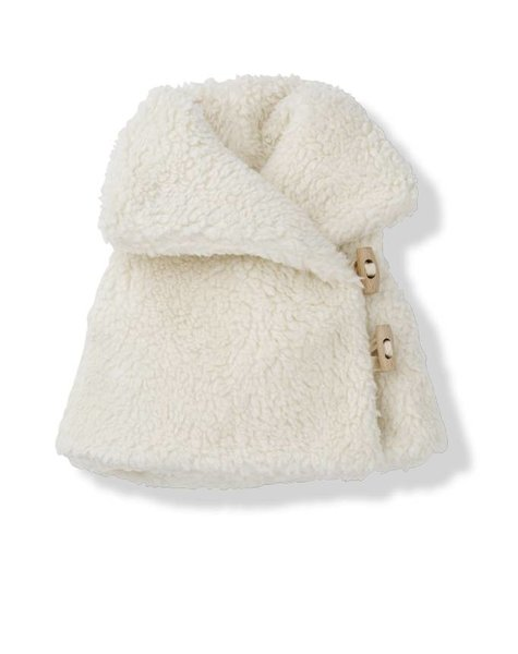 1+ in the family Olimpia fur vest ecru