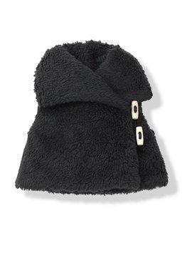 1+ in the family Olimpia fur vest black
