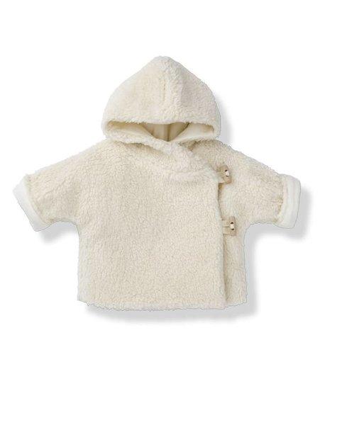 1+ in the family Erna fur jacket ecru