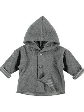 1+ in the family LAATSTE MAAT 12m Ignasi hood jacket