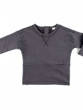 Phil+Phae Sweater Marley graphite