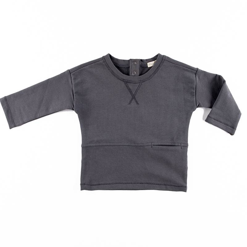 Phil+Phae Sweater Marley graphite