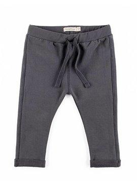 Phil+Phae LAATSTE MAAT 6-12M Sweatpants Noah graphite