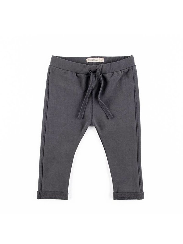 Basic Sweatpants graphite