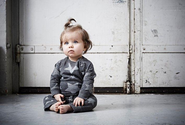 Petit by Sofie Schnoor Sweatpants grey star