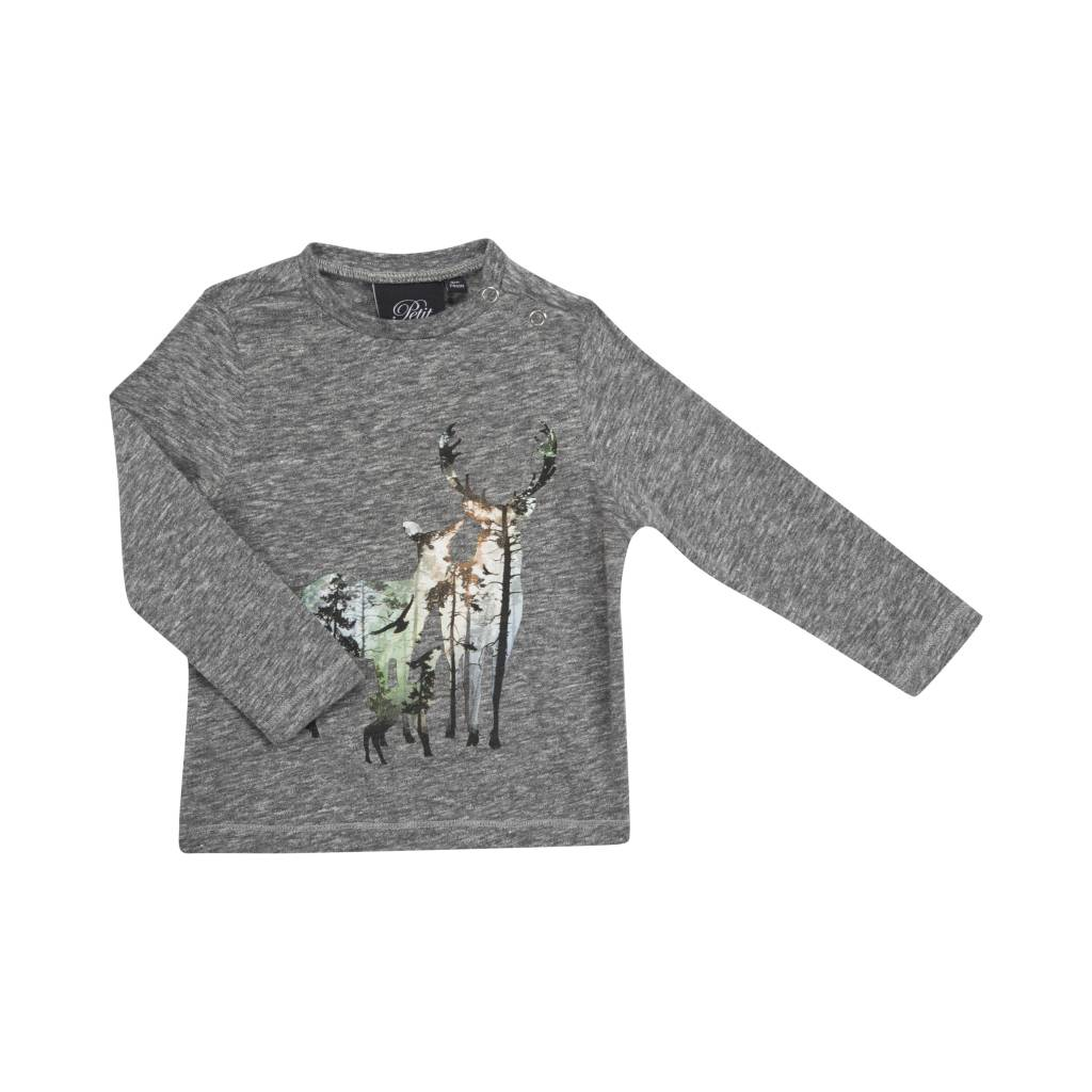 Longsleeve shirt forest