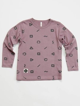 Mainio LAATSTE MAAT 110/116 Crayon long sleeve t-shirt