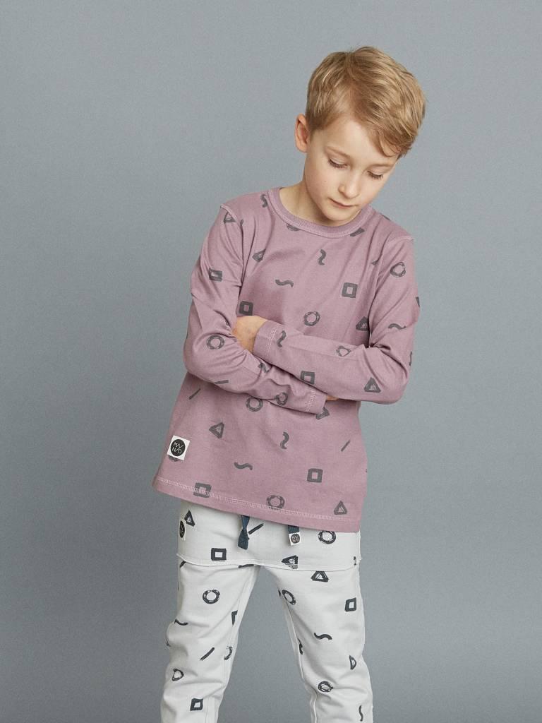 Mainio Crayon long sleeve t-shirt
