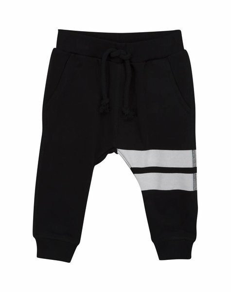Petit by Sofie Schnoor Sporty black sweatpants