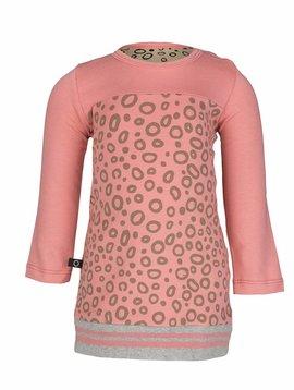 nOeser LAATSTE MAAT 62/68 Dirkje tunic sweater ray coral