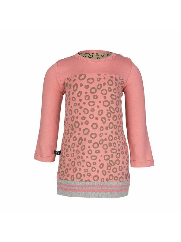 LAATSTE MAAT 62/68 Dirkje tunic sweater ray coral