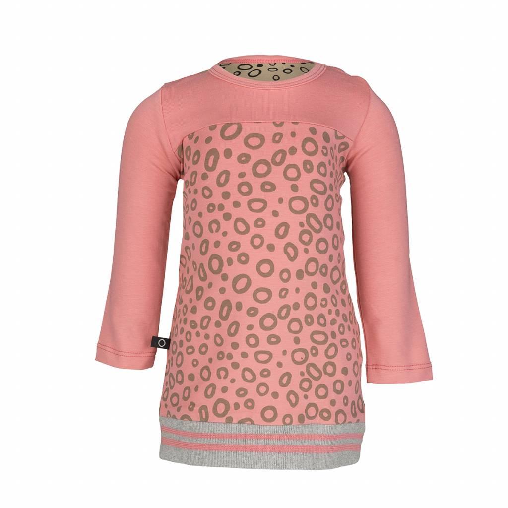 Dirkje tunic sweater ray coral